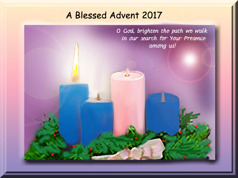 Advent Reflection Links 2017
