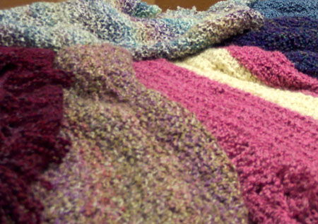 Ravelry: The Original Prayer Shawl - Knitting Pattern